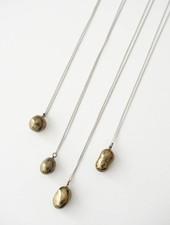 Drops of Pyrite ketting