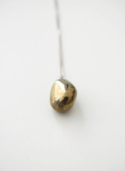 Drops of Pyrite ketting