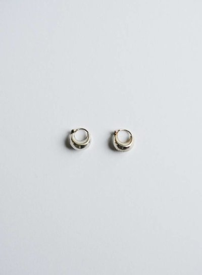 Mini Sterling earring