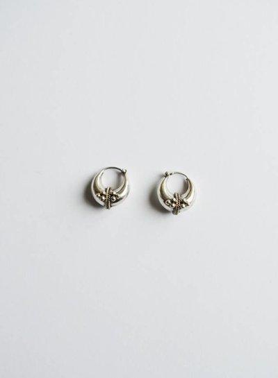 Sterling earring