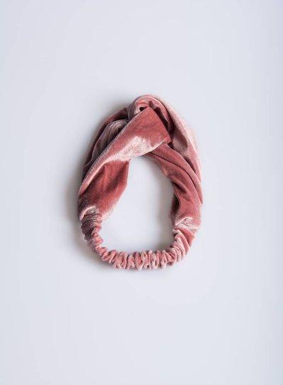 Velvet hairband