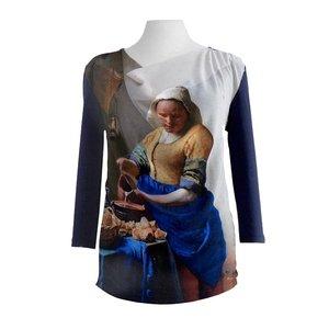 Shirt - Melkmeisje (M-L-XL- XXL)