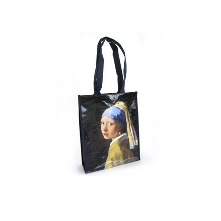 Shopper Bag, Girl with a Pearl Earring, J. Vermeer