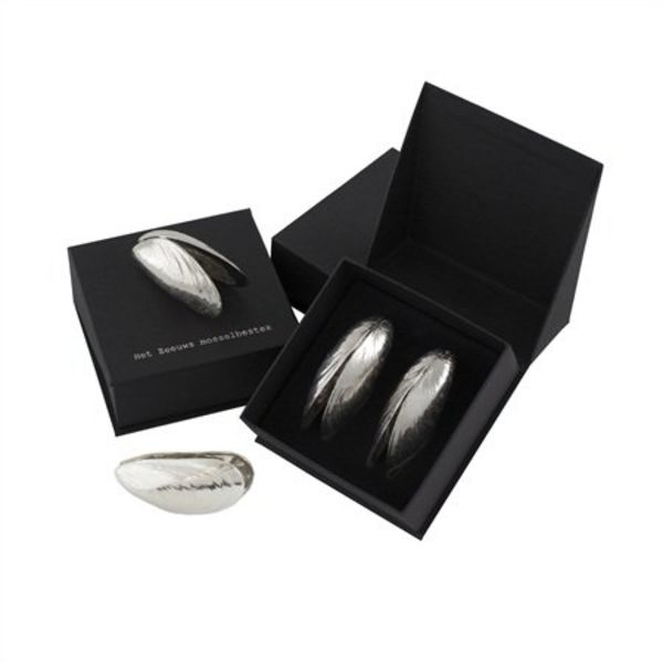 The Zeeland mussel cutlery