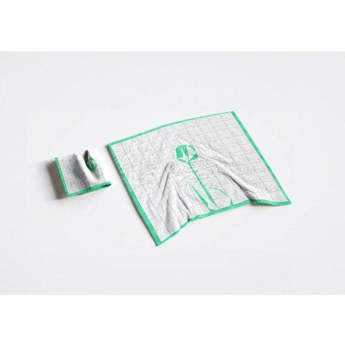 T-towel from Puik Art tulip