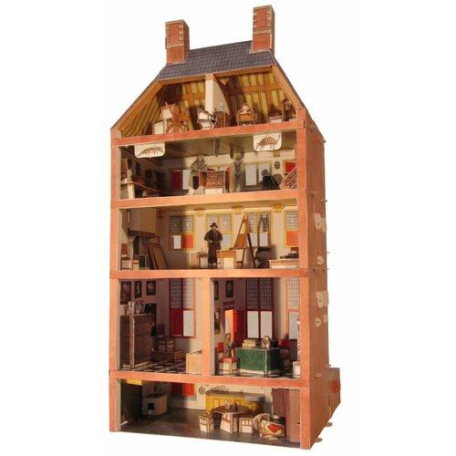 Piet Design Maison de poupée - Rembrandt
