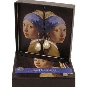 """Ohrringe """"Mädchen mit der Perle"""""""
