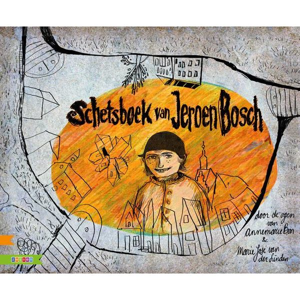 Jeroen Bosch sketchbook