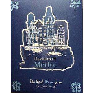 Merlot wine gums