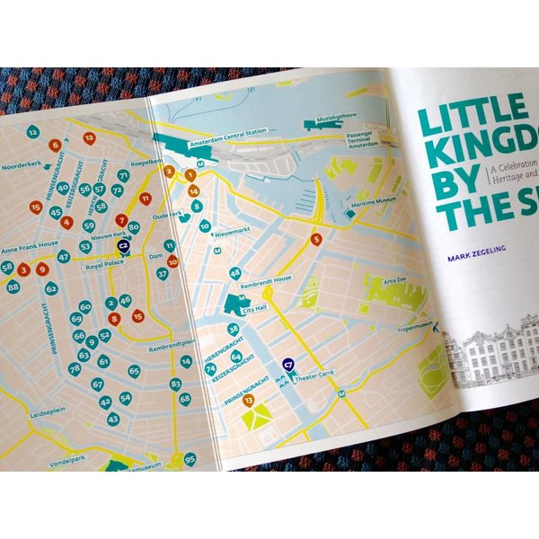 Little Kingdom by the Sea, a walking guide through history