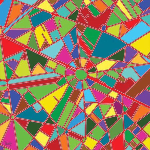 Georges Monfils - Urban Crop Fields Parijs
