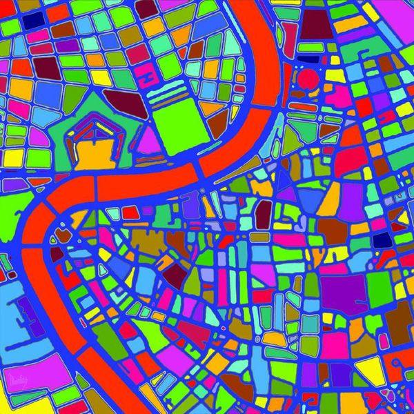 Georges Monfils - Urban Crop Fields Rome