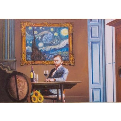"Nieuwe Meester ""van Gogh"" van Emarits"