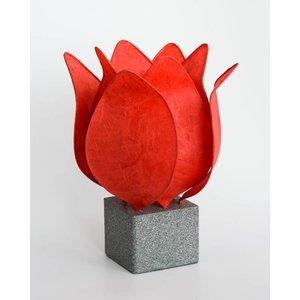 lampe à tulipe