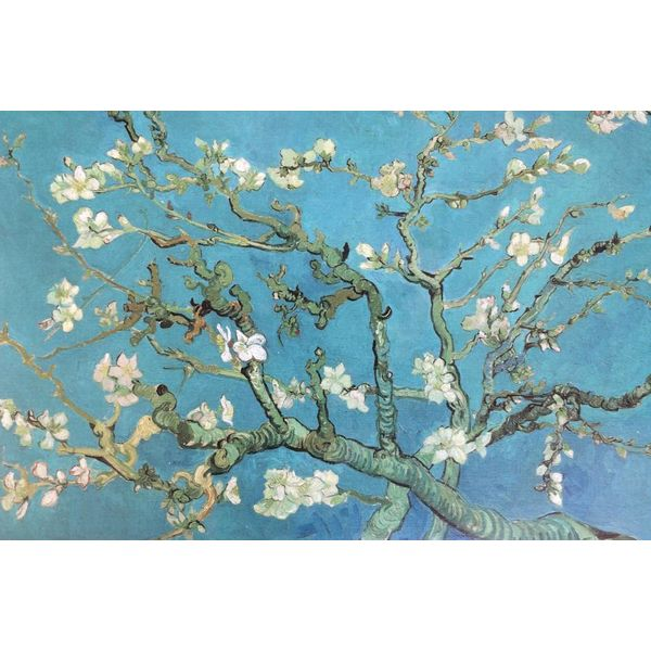 Tischset mit Van Gogh-Aufdruck