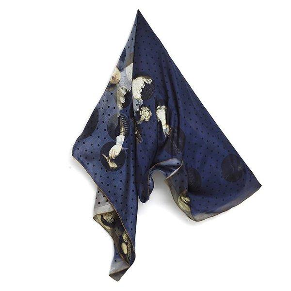 Marten et Oopjen foulard de soie