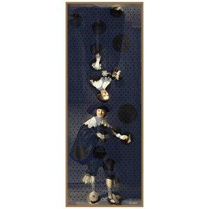 Marten en Oopjen zijde sjaal