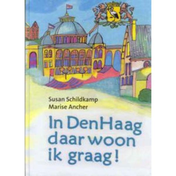 In Den Haag, wo ich wie Buch leben