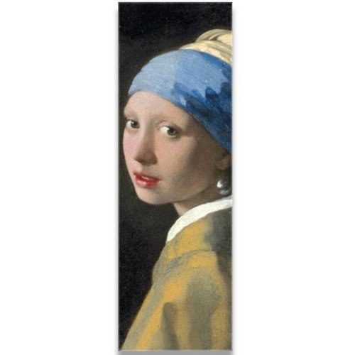 Sjaal Meisje met een parel