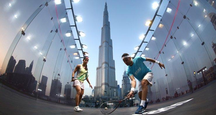 PSA Dubai World Tour Finals 2016