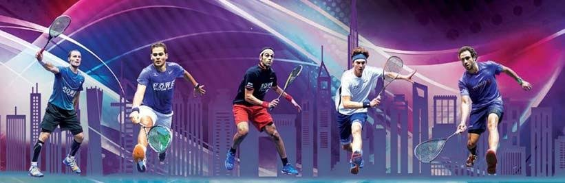 PSA Dubai World Series Finals 2017