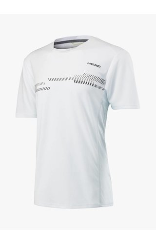 Head Club Technical Shirt - Wit