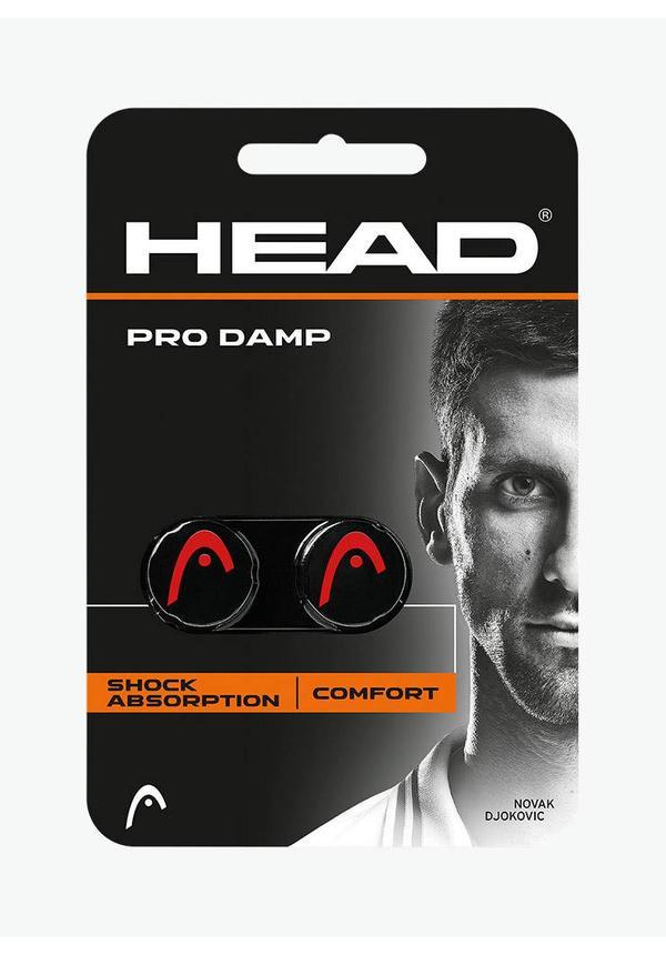 Head Pro Dempers - Zwart