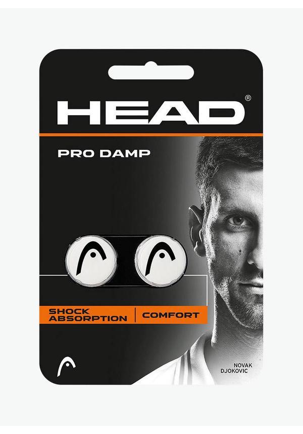 Head Pro Dempers - Wit