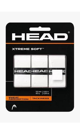 Head Xtremesoft Overgrip - Wit