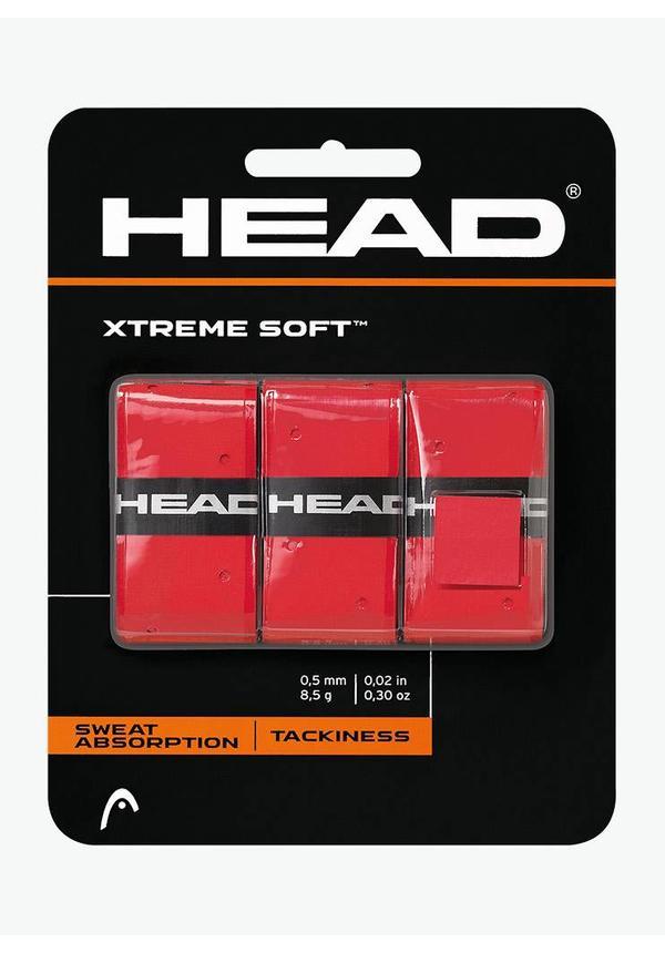 Head Xtremesoft Overgrip - Rood