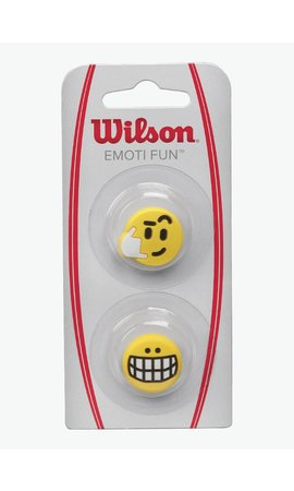 Wilson Emoti-Fun Big Smile / Cal Me Dempers