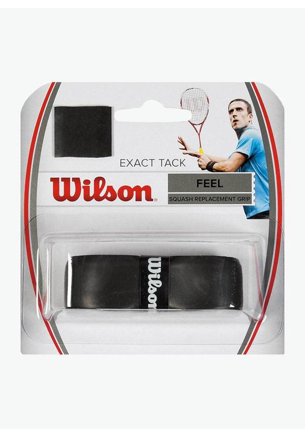 Wilson Exact Tack Basisgrip - Zwart