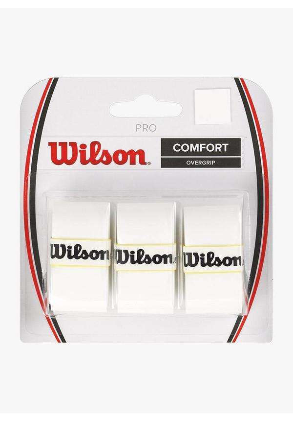 Wilson Pro Comfort Overgrip - Wit