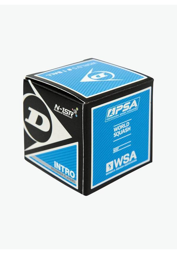 Dunlop Intro Squashbal - 12 Stuks