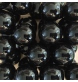 Opak - zwart, 25mm