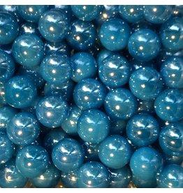 Azurblaue Perle, 16mm