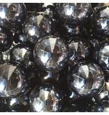 Zwarte parel, 22mm