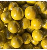 Gelbe perle, 22mm
