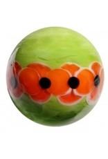 Wigwam - oranje, 25mm