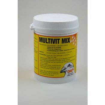 Dac Pharma Multivit Mix 200gr