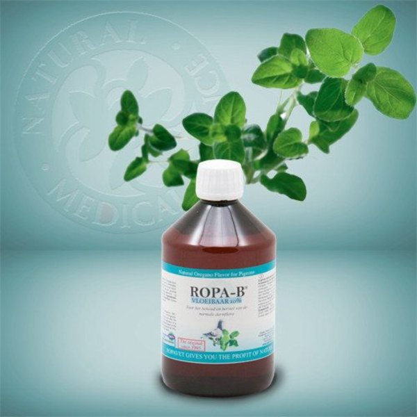 Ropa-B ROPA-B VLOEIBAAR 10% 500 ml