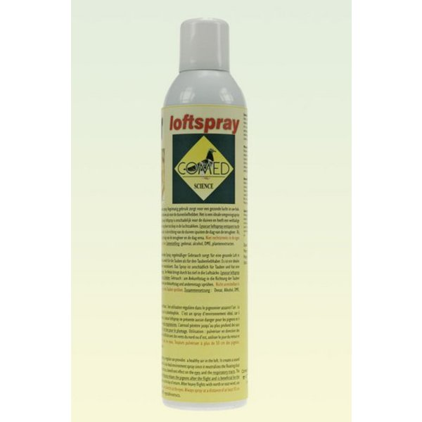 Comed Lysocur Loft Spray 400ml