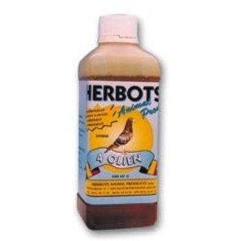 Herbots 4 Öle 500ml