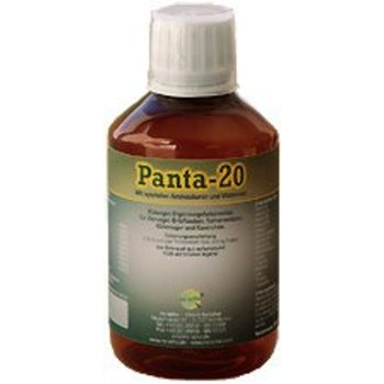 Re-Scha Panta-20 250 ml bottle with measuring cup