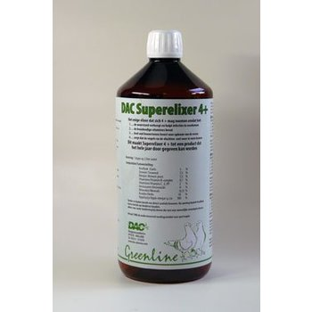 Dac Pharma Dac Superelixer 4+ 1L