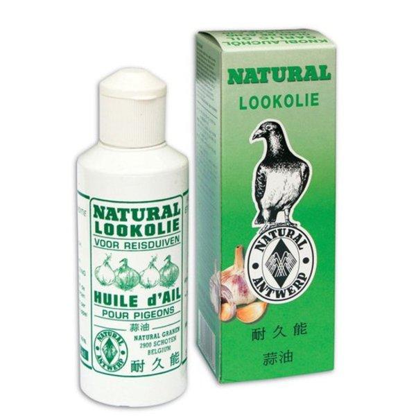 Natural Lookolie 450ml Natural