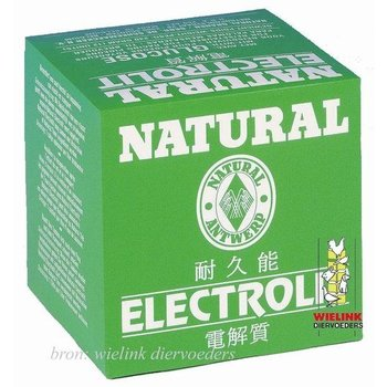 Natural Electrolyten ( 240gr)