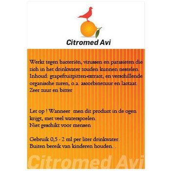 Avianlabs Citromed