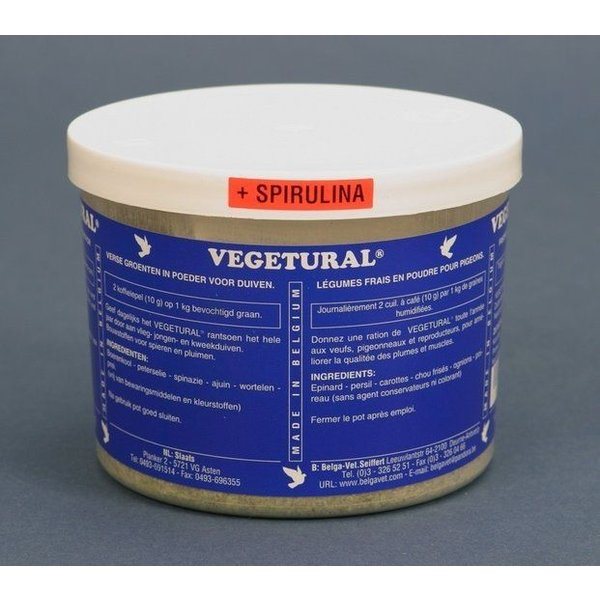 Belgavet Vegetural BVP 250 Gramm