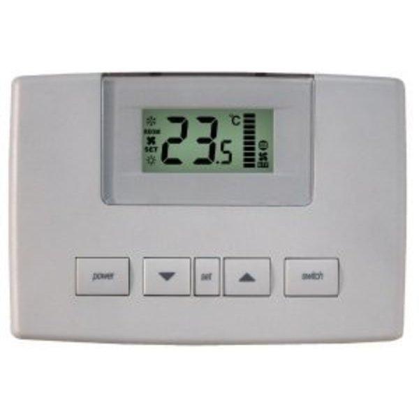 Infrarood Warmtepanelen TH-DHT Thermo- / Hygrostat (Gebäude)